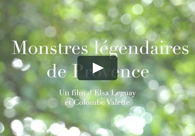 Les monstres légendaires de Provence