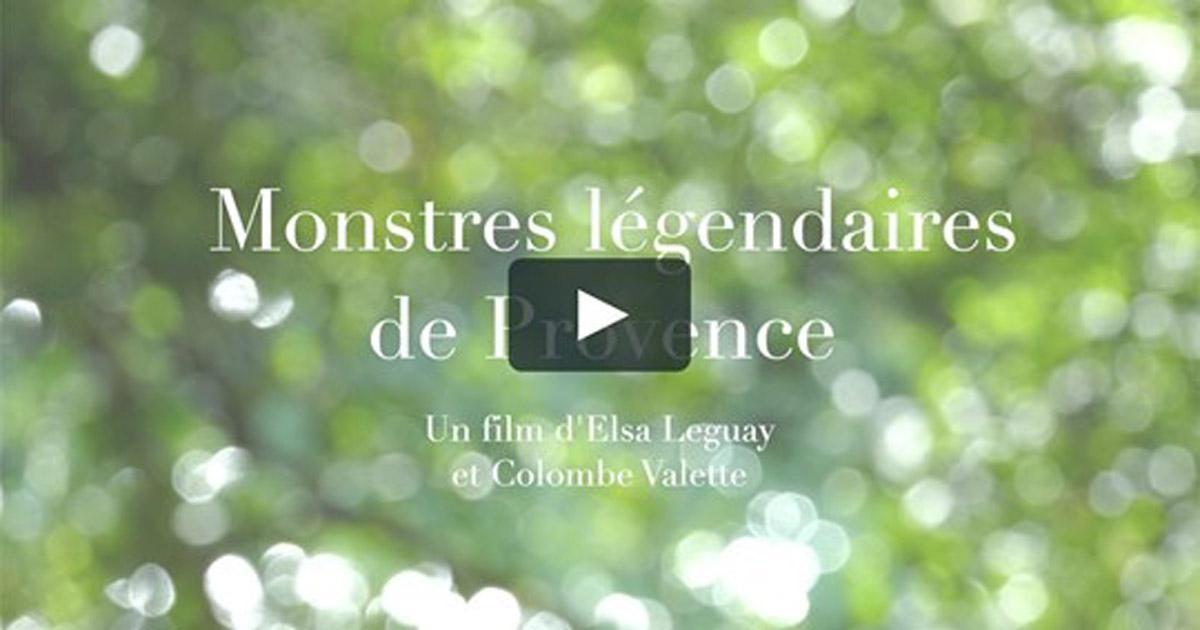 Monstres légendaires de Provence