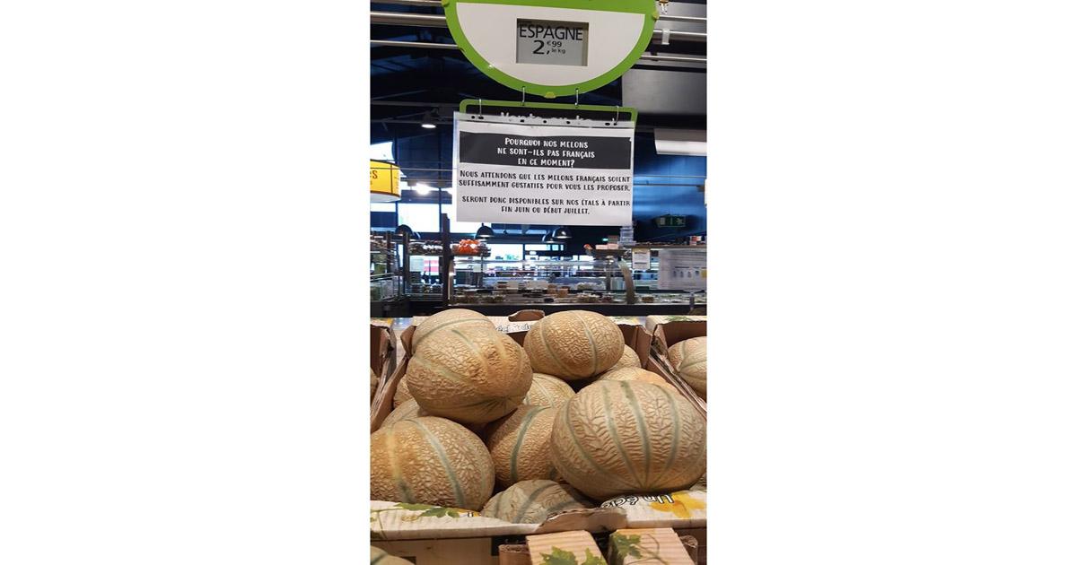 Melons espagnols