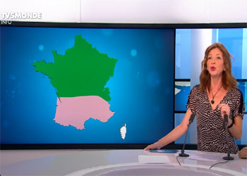 Pour TV5 Monde, le Sud est un bloc monolithique