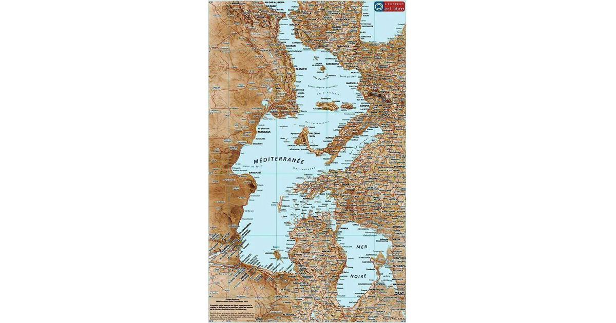 Le bassin méditerranéen, par Sabine Rethoré