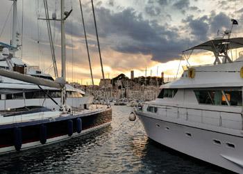 Polémique autour de l'annulation préfectorale du Cannes Yachting Festival